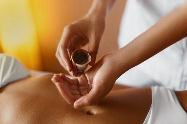 Domaine Le Coq Enchanté Cambremer Massage
