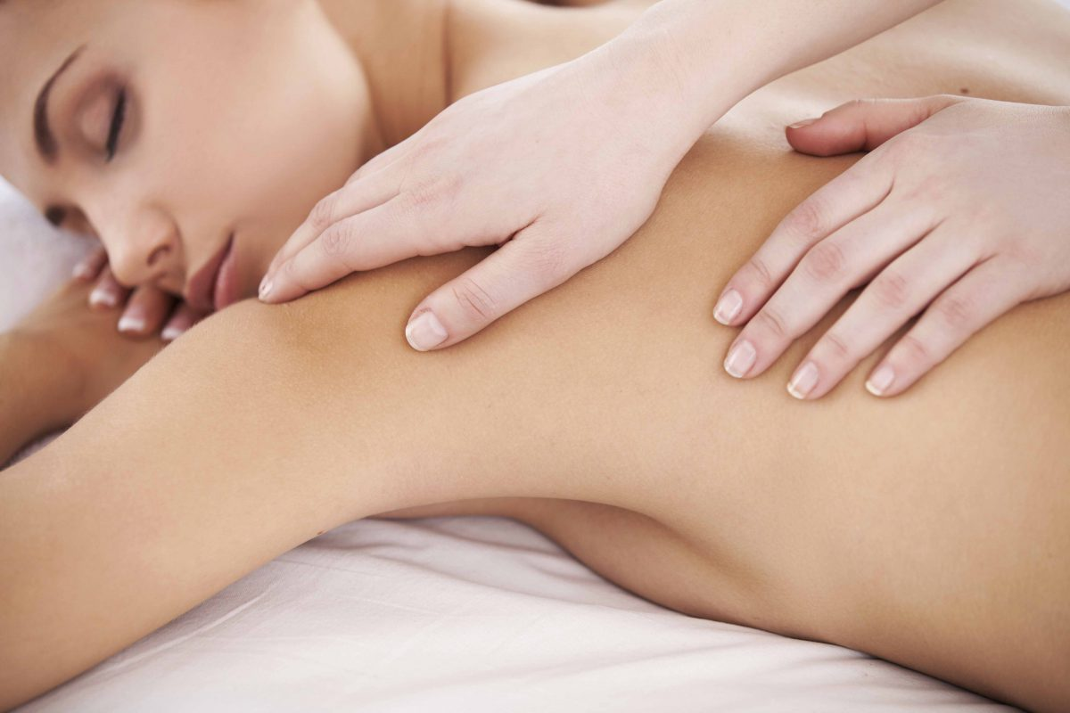 Detente massage Normandie