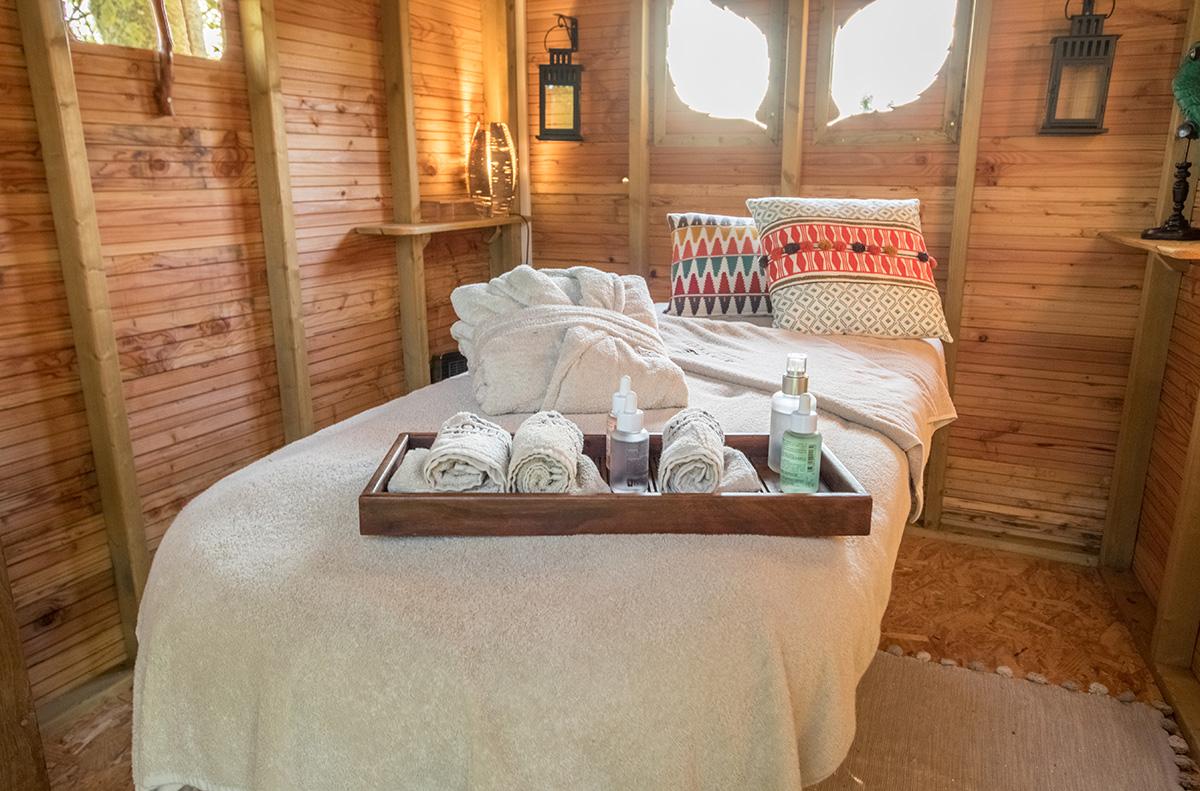 massage Domaine Le Coq Enchante