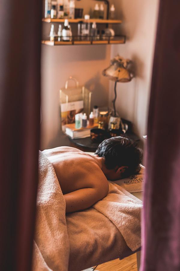 Domaine Le Coq Enchanté Cambremer Expériences bien-être Massage