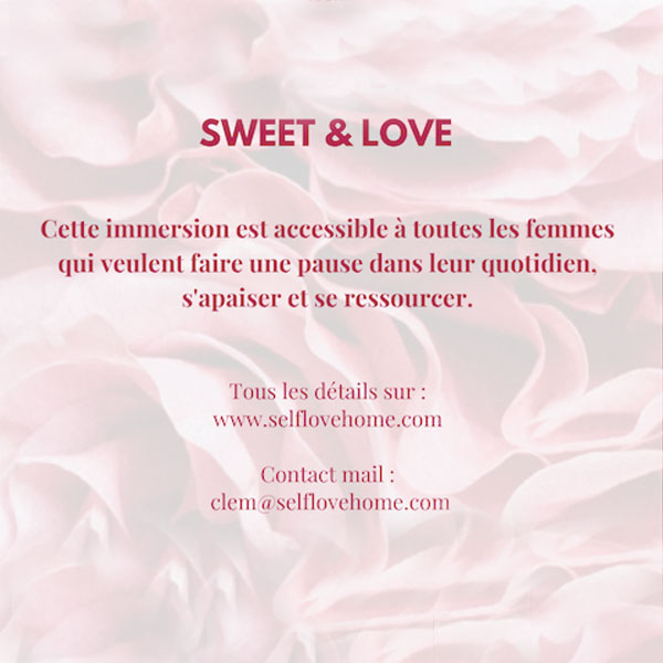 Sweet and Love